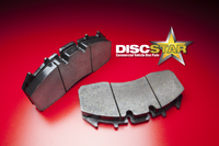 New Air Disc Pads for On-highway Trucks and Motor Coaches from Marathon