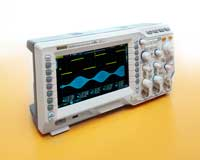 New DS2000A Digital Oscilloscope Offers Greater Signal Resolution and Accuracy