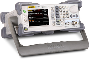 New RF Signal Generator Extends the RIGOL RF Test Portfolio